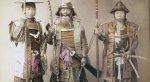 Настоящие самураи и необычные костюмы на редких старых фотографиях. - Изображение 11