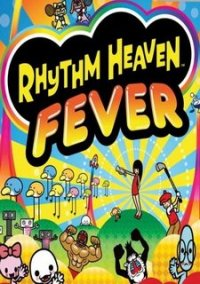 Обложка Rhythm Heaven Fever