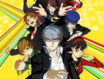 Рецензия на Persona 4 Golden