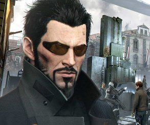 Deus Ex: Mankind Divided хвастается сочной картинкой