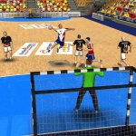 Скриншот Handball Simulator: European Tournament 2010 – Изображение 6