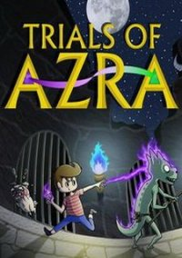 Обложка Trials of Azra