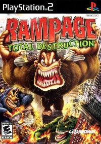 Обложка Rampage: Total Destruction