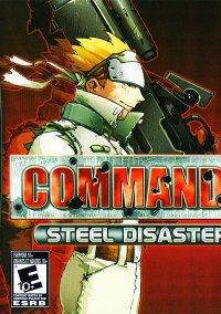 Обложка Commando: Steel Disaster
