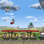 Скриншот Pigeons on a Train – Изображение 1
