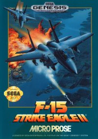 Обложка F-15 Strike Eagle 2