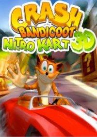 Обложка Crash Bandicoot Nitro Kart 3D