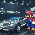 Скриншот Mario Kart 8: Mercedes-Benz – Изображение 6