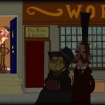 Скриншот Adventures of Bertram Fiddle: Episode 1 - A Dreadly Business – Изображение 9