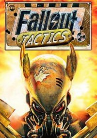 Обложка Fallout Tactics: Brotherhood of Steel