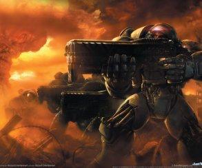 Blizzard собирает деньги на StarCraft Universe