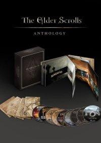 Обложка The Elder Scrolls Anthology