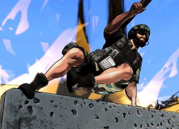 Рецензия на Special Forces: Team X