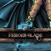 Обложка Heroes Blade