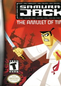 Обложка Samurai Jack: The Amulet of Time