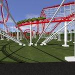 Скриншот Hyper Rails: Advanced 3D Roller Coaster Design – Изображение 12