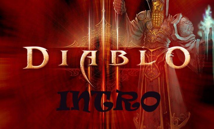 Стартовый ролик Diablo III (рус. субт.)