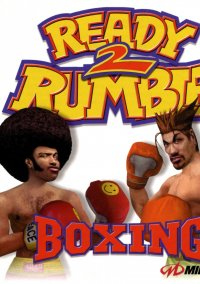 Обложка Ready 2 Rumble Boxing