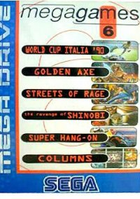 Обложка Mega Games 6