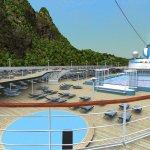 Скриншот Ship Simulator Extremes: Ocean Cruise Ship – Изображение 6
