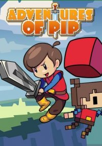 Обложка The Adventures of Pip