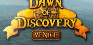 Dawn of Discovery: Venice. Видео #1