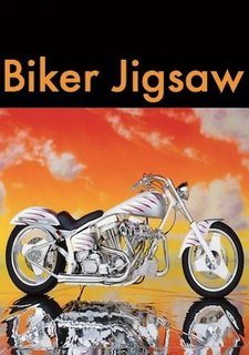 Biker Jigsaw