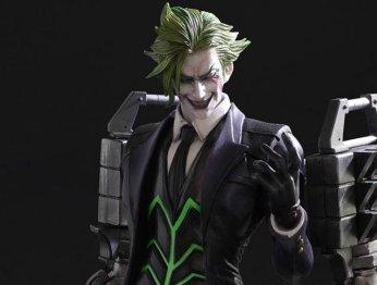 Такой разный Джокер: от принца-клоуна до футуристического экзоскелета