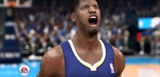 NBA Live 15. Видео #2