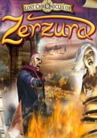 Обложка The Lost Chronicles of Zerzura