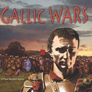 Обложка ANCIENT WARFARE: GALLIC WARS