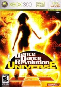 Обложка Dance Dance Revolution Universe