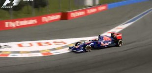 F1 2014. Видео #2