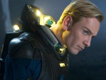 Спойлеры: Дэвид из «Чужой: Завет» —самый опасный андроид Галактики