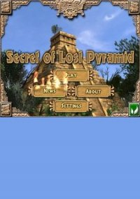 Обложка Secret of Lost Pyramid