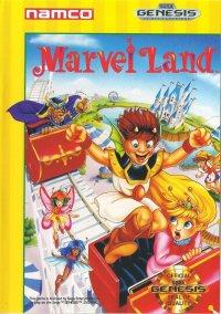 Обложка Marvel Land