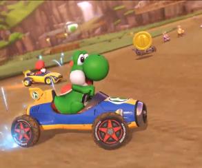 Очередной Nintendo Direct посвятили Mario Kart 8