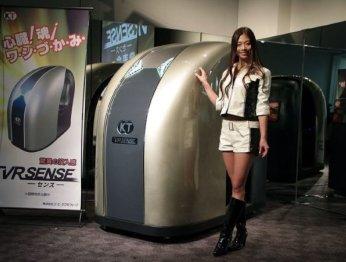 Видео дня: VR-стенд начеловеческой тяге