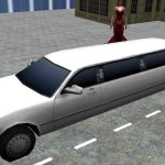 Скриншот Limousine 3D Driver Simulator – Изображение 1
