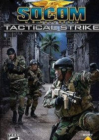 SOCOM: U.S. Navy SEALs Tactical Strike – фото обложки игры