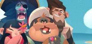 Monkey Pirates. Релизный трейлер версии для X-One