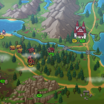 Скриншот Magicka: Wizards of the Square Tablet – Изображение 12