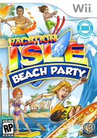 Обложка Vacation Isle: Beach Party