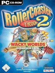 Обложка RollerCoaster Tycoon 2: Wacky Worlds