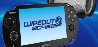WipEout 2048. Видео #3