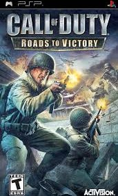 Обложка Call of Duty: Roads to Victory