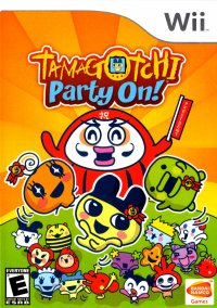 Обложка Tamagotchi: Party On!