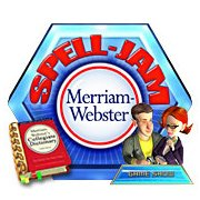Обложка Merriam Websters Spell-Jam