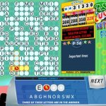 Скриншот Pat Sajak's Lucky Letters Deluxe – Изображение 1