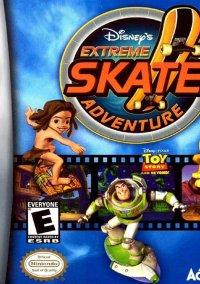 Обложка Disney's Extreme Skate Adventure